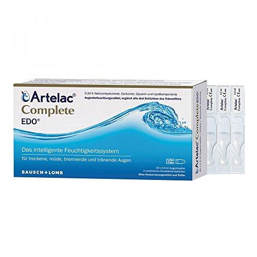 Artelac Complete EDO Augentropfen, 30 St. Einzeldosispipetten