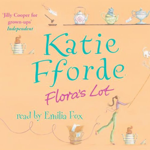 Flora's Lot cover art