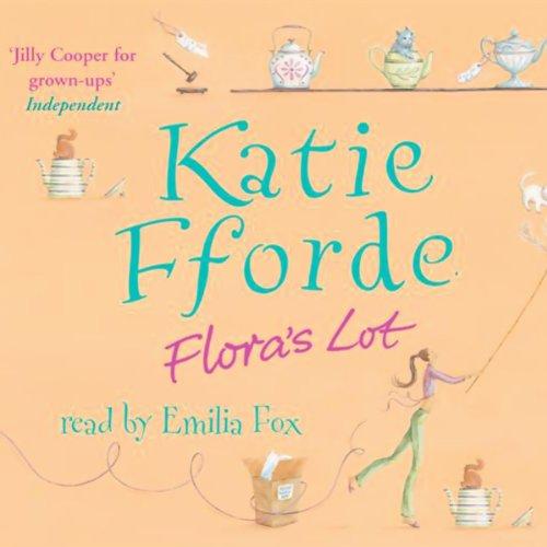 Flora's Lot audiobook cover art