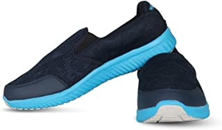 Vector X RS-7050 Running Shoes (Navy-SkyBlue)