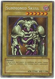 yugioh summoned skull tin
