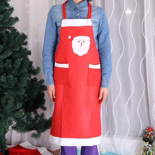 Haggai Vrolijk Kerst Koken Schort Thuis Keuken Horeca Accessoires Nieuwigheid Gift