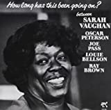 Songtexte von Sarah Vaughan - How Long Has This Been Going On?
