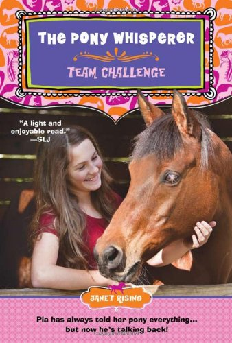 Image of The Pony Whisperer: Team Challenge
