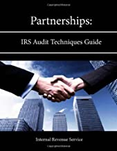 Partnerships: Irs Audit Techniques Guide
