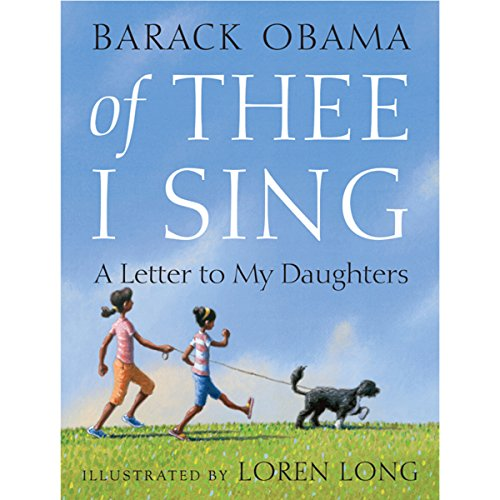 Of Thee I Sing audiobook cover art
