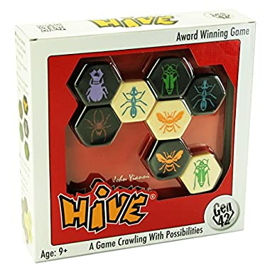 Gen42 Games Hive- A Game Crawling With Possibilities