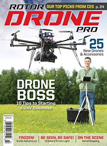 3 best rotor drone magazine subscription for 2020