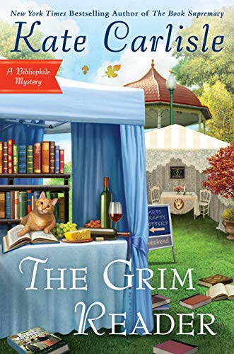 Compare Textbook Prices for The Grim Reader Bibliophile Mystery  ISBN 9780451491435 by Carlisle, Kate