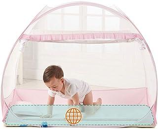 Tragbare Kinderbett Moskitonetz Multi Funktion Cradle Bed Canopy Netting UE