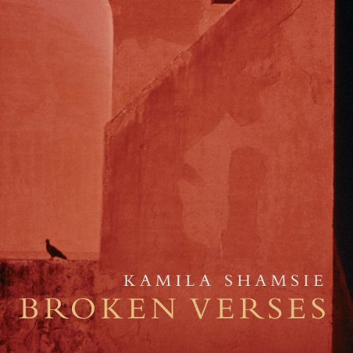 Broken Verses audiobook cover art