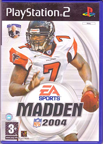 Electronic Arts Madden NFL 2004, PS2