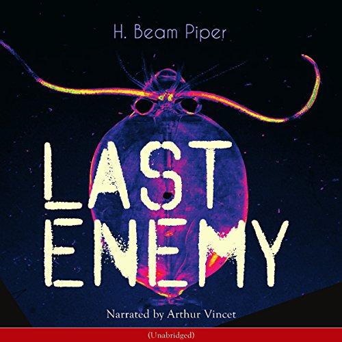 Last Enemy audiobook cover art
