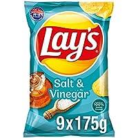 Lay's Salt & Vinegar NEU