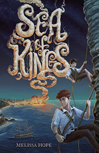 Sea of Kings by [Melissa Hope]