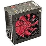 HKC® V-Power 750 Watt ATX PC-Netzteil, Schutzschaltkreise: OPP, OCP, OVP, SCP, 20+4pin...