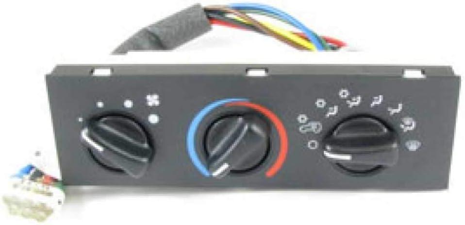 Mopar 55037473AB Jeep Wrangler 1999-2004 HVAC Super special price Switch OFFicial shop Control