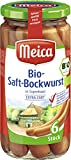 Meica Bio Saftbockwurst 180g