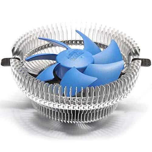 xiaoxioaguo Enfriador de sobremesa 775/1155/amd ordenador overclocking 3CPU silencio