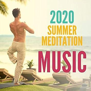 2020 Summer Meditation Music: Peaceful Ocean Vibes & Sea Wave Sounds