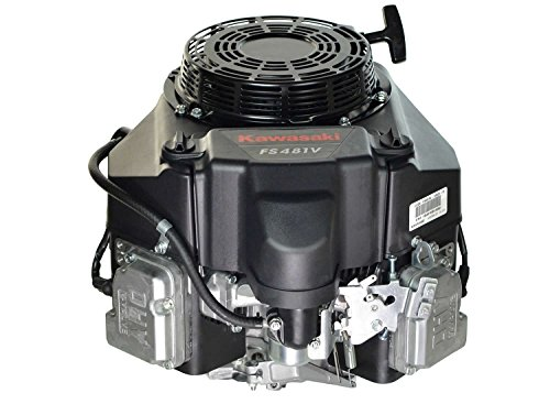 Kawasaki 603cc 14.5HP V-Twin OHV 4-Cycle Vertical Engine, 1-inch x 3-5/32-inch