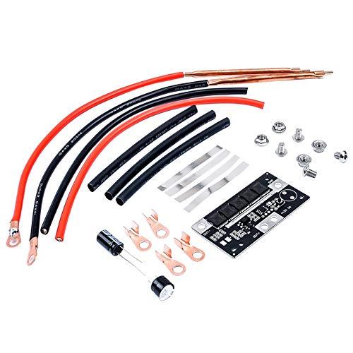 Herramientas electrónicas, Soldadores por puntos Pluma Portátil DIY 12V Batería de Almacenamiento de la Máquina de Soldadura PCB Placa de Circuito