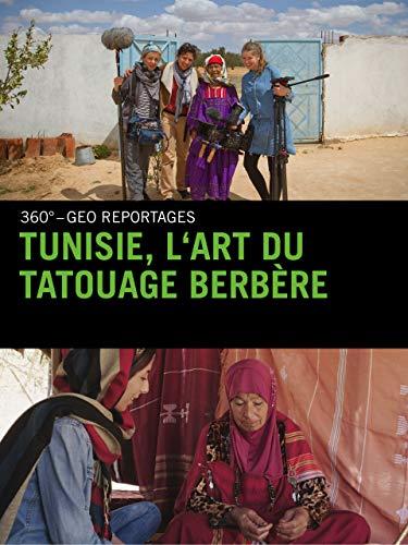 Tunisie, l'art du tatouage berbère