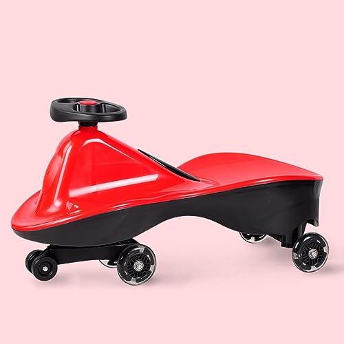 Kinder Dreirad Fahrrad Baby Spielzeug Kind Kinderwagen 2-6 Jahre Alt Mit Korb,rot