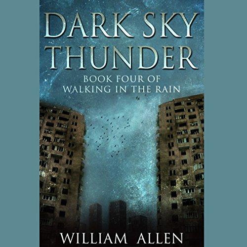Dark Sky Thunder audiobook cover art