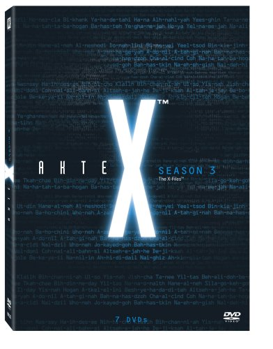Akte X - Season 3 Collection [7 DVDs]