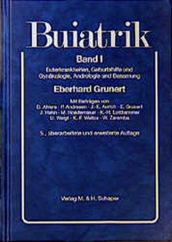 Buiatrik, Bd.1, Euterkrankheiten, Geburtshilfe und Gynäkologie, Andrologie und Besamung