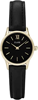 Cluse Women's Analogue Quartz Watch with Leather Strap CL50012