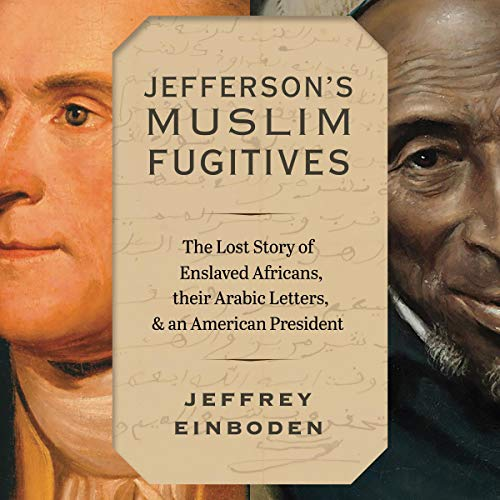 Couverture de Jefferson's Muslim Fugitives
