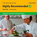 Highly Recommended, Vol.2 : Intermediate, Class Audio-CDs - Alison Pohl