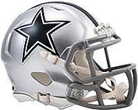 Riddell Dallas Cowboys Revolution Speed Mini Football Helmet - NFL Mini Helmets