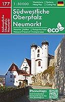 Suedwestliche Oberpfalz, Neumarkt, Wander - Radkarte 1 : 50 000