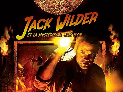 Jack Wilder et la Mystérieuse cité d'or