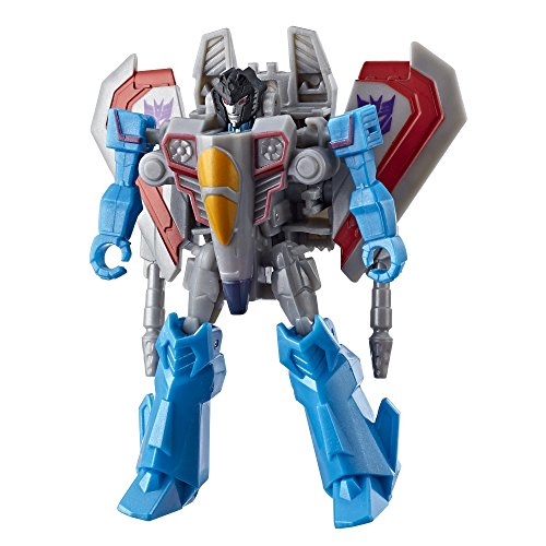 Transformers Cyberverse Scout Class Starscream