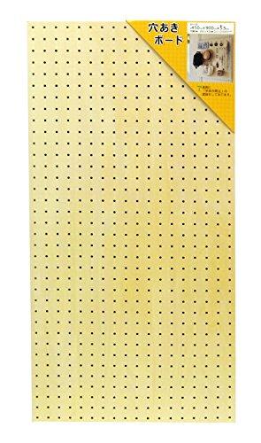 WAKI穴あきボード(天然木使用)幅450mmX高さ900mmANB-004