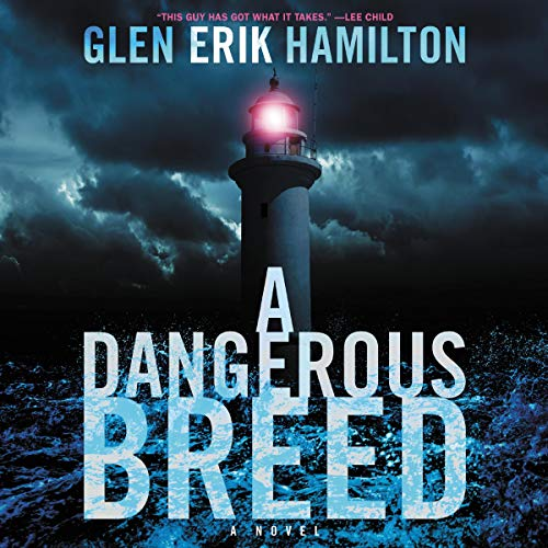 A Dangerous Breed audiobook cover art