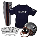 Franklin Sports Deluxe NFL-Style Youth Uniform – NFL Kids Helmet, Jersey, Pants, Chinstrap and...