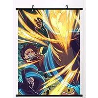 アニメ火炎ノ消防壁画壁画ポスター壁掛けポスターオタク家の装飾コレクションアニメーション周辺-50x75cm,20inchx30inch