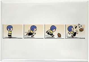 CafePress BIG Kick! Rectangle Magnet, 2