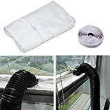 Blinngo Aislamiento de Ventanas para Dispositivos de Aire Acondicionado móviles Window Seal for Portable Air Conditioner 400cm