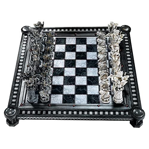 The Noble Collection The Final Challenge Juego de ajedrez Harry Potter