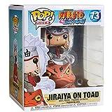 Funko Pop Animation : Shippuden Naruto - Jiraiya on Toad 4inch Vinyl Gift for Anime Fans SuperCollec...