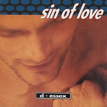 """SIN OF LOVE (Original ABEATC 12"""" master)"""