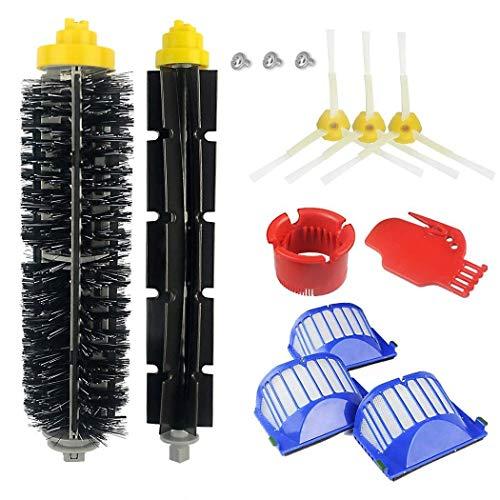 AplusTech Pack Kit Repuestos y Accesorios Filtro y Cepillo L