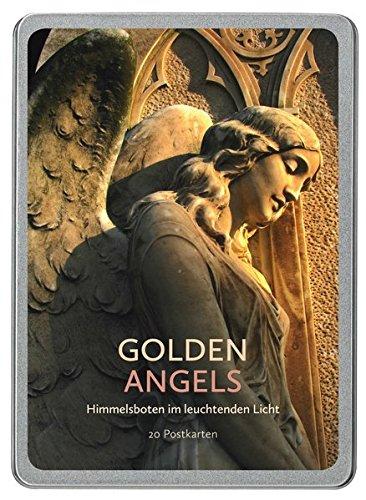 Golden Angels: Himmelsboten im leuchtenden Licht