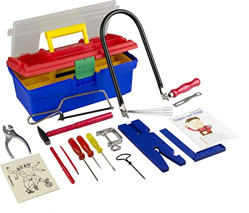 Pebaro 640 - Kit per trazione, in Valigetta di plastica